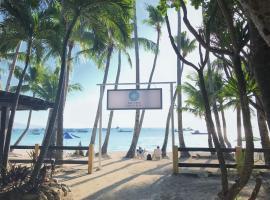 碧海蓝天沙滩酒店