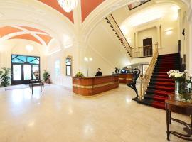 维多利亚餐厅酒店