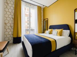 Gran Vía Centric,位于马德里的公寓