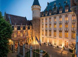 布鲁日公爵宫酒店