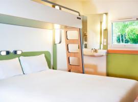 宜必思经济里昂南方圣格尼斯拉瓦尔酒店, 圣热尼拉瓦勒