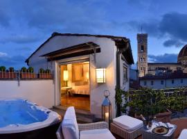 Brunelleschi Hotel,位于佛罗伦萨的酒店