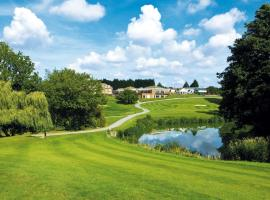 斯托克纳尔昂德酒店、高尔夫球和Spa, 利文赫斯
