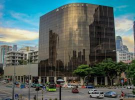 新加坡帝盛酒店,位于新加坡的酒店
