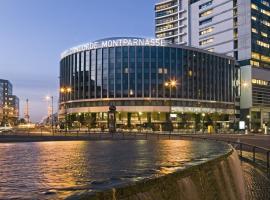 蒙帕纳斯和睦酒店,位于巴黎的酒店