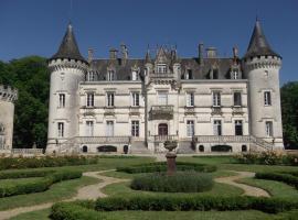 尼尔城堡瑞拉斯宁谧酒店, Nieuil