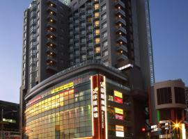 成旅晶贊飯店-台北蘆洲, 台北
