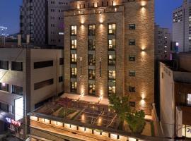 Brown Dot Hotel Seomyeon