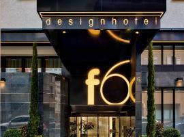 f6风格酒店,位于日内瓦的酒店