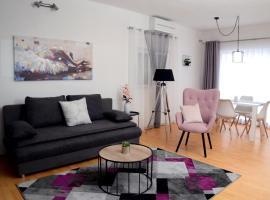 Apartments La Luna,位于扎达尔的公寓