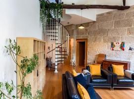 Casa/Home Fernando,位于波尔图的公寓