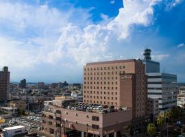 宫崎市酒店,位于宫崎的酒店
