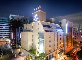 SR Suites Bundang,位于城南市Paik Nam June Art Center附近的酒店