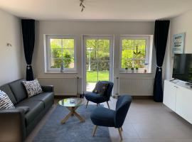 Appartementanlage Lancken-Granitz,位于兰肯-格拉尼茨的公寓