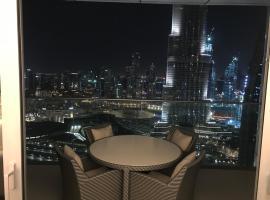 2 Bedroom with Burj View