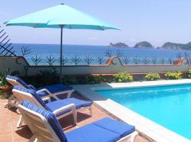 La Paloma Oceanfront Retreat