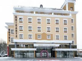 日托米尔瑞卡兹酒店, Zhytomyr