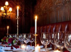 魔力城堡酒店,位于爱丁堡的酒店