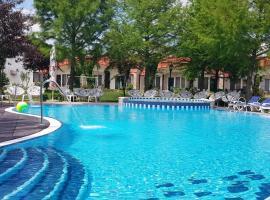 Steaua Apelor Family Resort,位于Nufăru的旅馆