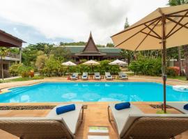 Wandee Garden,位于苏梅岛的酒店
