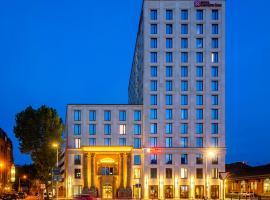 Hilton Garden Inn Mannheim,位于曼海姆的酒店