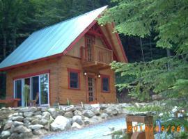 普安特湖橡木度假屋