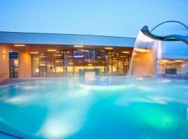 德尔帕克斯姆维塔酒店,位于巴特拉德克斯堡的酒店