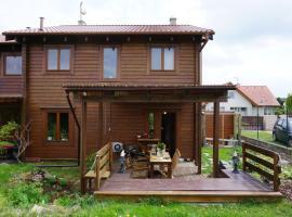 Your home close to the Prague center
