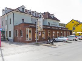 胡贝尔图西奥夫餐厅酒店
