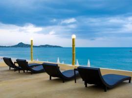 苏梅海滩度假酒店