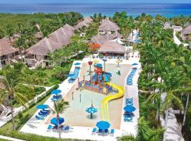 科苏梅尔全包西洋酒店,位于科苏梅尔的度假村