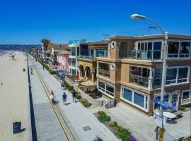 Luxury Penthouse with Elevator - Sleeps 10+ - Family Friendly Sun / Surf / Sand