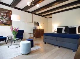 1637: Historic Canal View Suites,位于阿姆斯特丹的旅馆