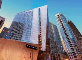 芝加哥壮丽大道索菲特酒店