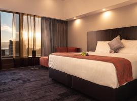 Oaks Wellington Hotel,位于惠灵顿的酒店