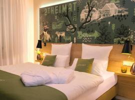 Hotel & Restaurant 2tHEIMAT