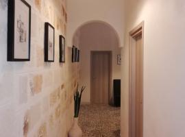 Via San Antonio Appartamento,位于圣维托诺曼的酒店