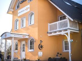 Hotel Sonnenklahr,位于奥斯特巴德·哥伦的酒店