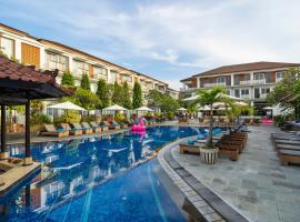 巴厘岛库塔索美丽亚度假俱乐部国际酒店