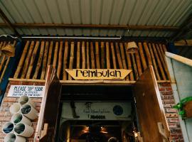 Rembulan Langkawi Hostel,位于珍南海滩珍南海滩附近的酒店