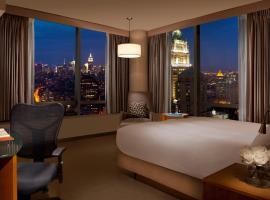 纽约市中心千禧希尔顿酒店