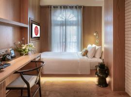 AMOY by Far East Hospitality (SG Clean),位于新加坡牛车水原貌馆附近的酒店