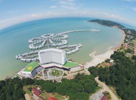 马来西亚大红花(丽昇精选酒店)