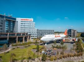 阿姆斯特丹可瑞多村庄酒店,位于史基浦机场 - AMS附近的酒店