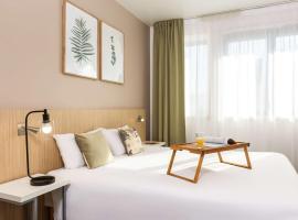 巴黎勒伊阿德吉奥阿克瑟斯公寓式酒店