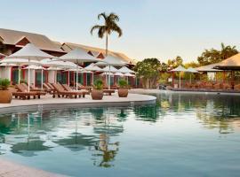 凯布尔海滩俱乐部度假村及水疗中心酒店