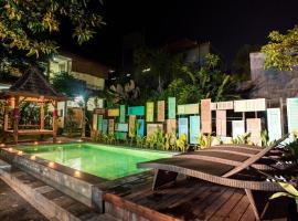 Arana Garden Ubud by Suka Hospitality,位于乌布的旅馆