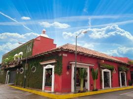 Hotel Boutique Casona Maya Mexicana