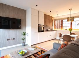 Mirabilis Apartments, Wells Court,位于伦敦的公寓