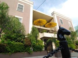 新奥尔良519法兰西人酒店